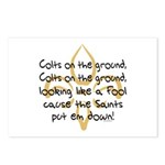 Colts on ground Postcards (Package of 8)