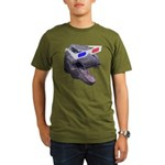 Dinosaur Organic Men's T-Shirt (dark)