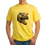 Dinosaur Yellow T-Shirt