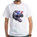 Dinosaur White T-Shirt