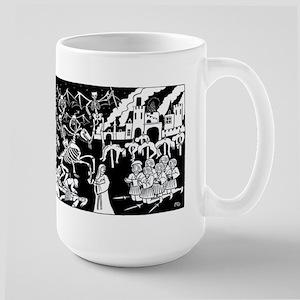Triumph of Death Large Mug