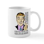 Retro dude Mug