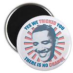 Nobama change Magnet
