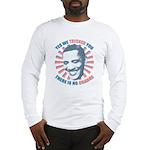 Nobama change Long Sleeve T-Shirt
