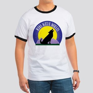 Runs with Wolves Ringer T