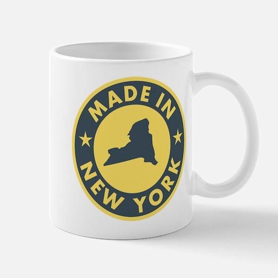 Made in New York Mug