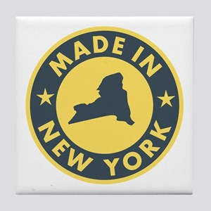 Made in New York Tile Coaster