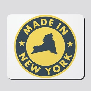 Made in New York Mousepad