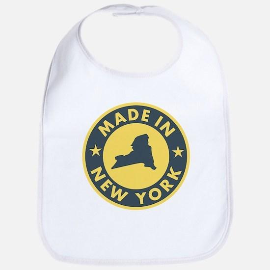Made in New York Bib