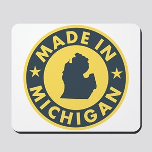 Made in Michigan Mousepad