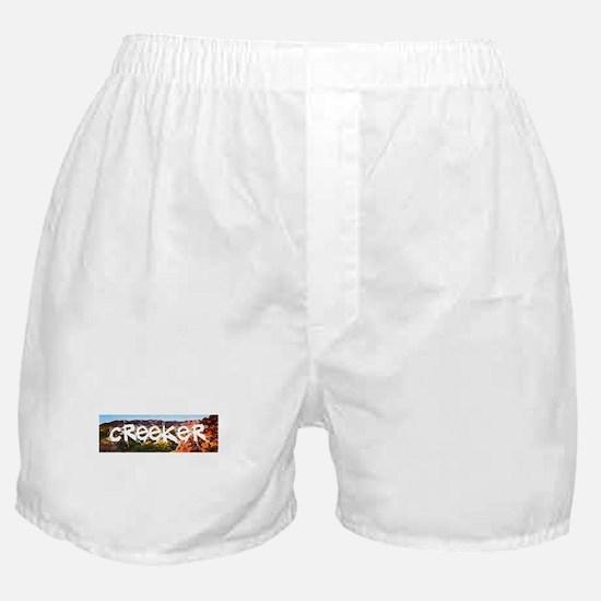 Cute Cave creek Boxer Shorts