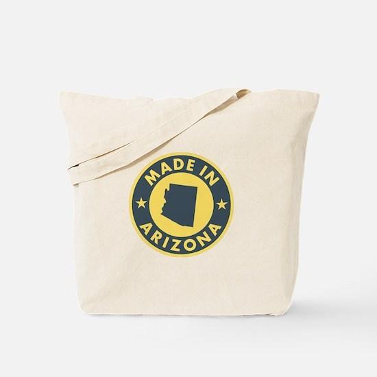 Made in Arizona Tote Bag