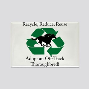 Adopt an OTTB Rectangle Magnet