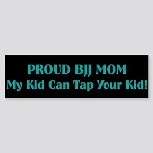 BJJ Mom Bumper Sticker