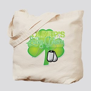 Soldier's Lucky Charm Tote Bag