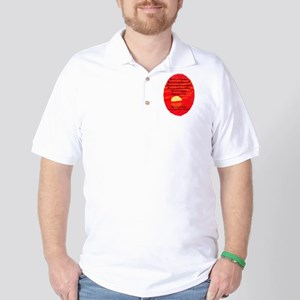 LOST Vampire Boone Golf Shirt