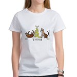 Chinese New Year 2010 Tiger Women's T-Shirt