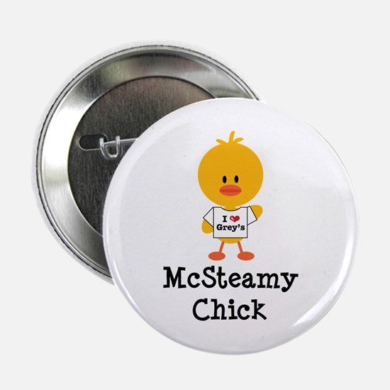 "McSteamy Chick 2.25"" Button"