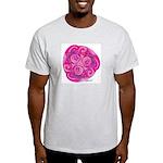 Celtic Rose TriSpiral Light T-Shirt
