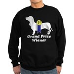 What a Weiner! Sweatshirt (dark)