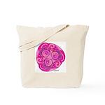 Celtic Rose TriSpiral Tote Bag