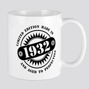 LIMITED EDITION MADE IN 1932 Mugs