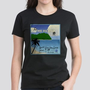 The Island Women's Dark T-Shirt