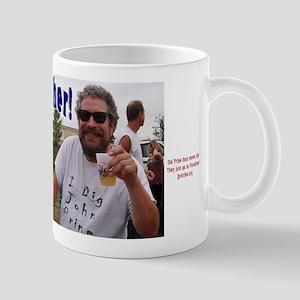 Play One for Crusher Mug