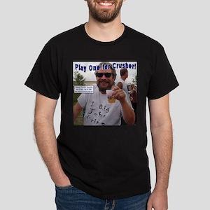 Play One for Crusher Dark T-Shirt