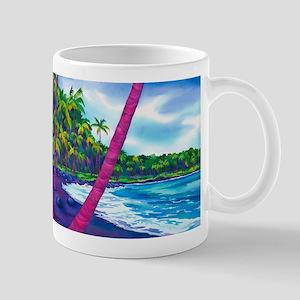 Kalapana Beach, Hawaii Mug