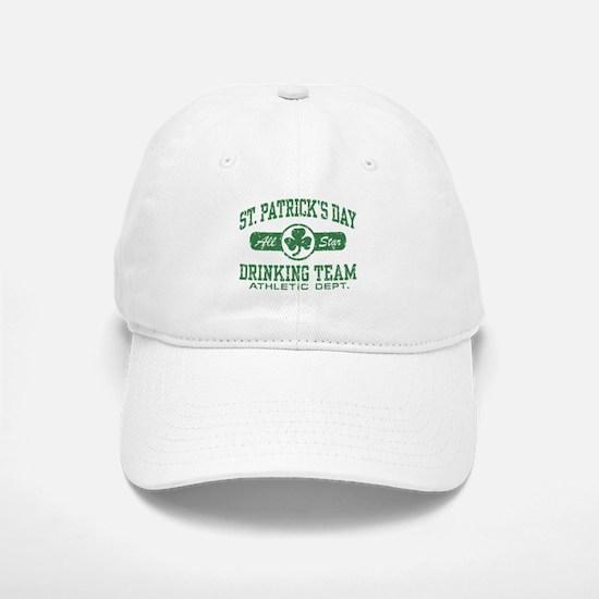 St. Patrick's Day Drinking Baseball Baseball Cap