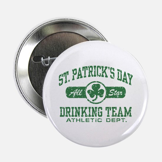 "St. Patrick's Day Drinking 2.25"" Button"