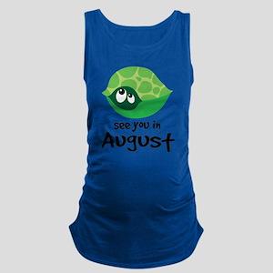 august turtle 2010 Tank Top