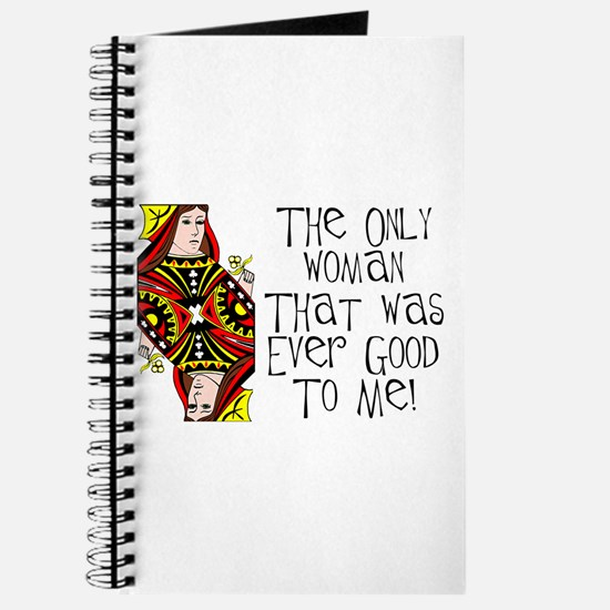 The Only Woman Journal