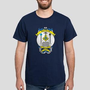 Waverly 51 Lodge Crest Dark T-Shirt
