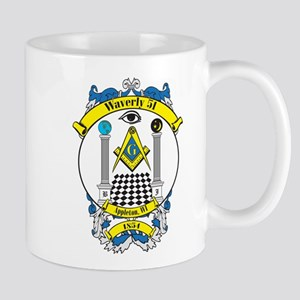 Waverly 51 Lodge Crest Mug