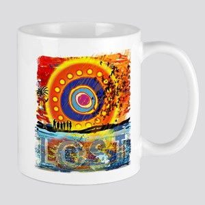 Lost TV Oceanic Sunset Mug