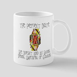 The Perfect Date Mug