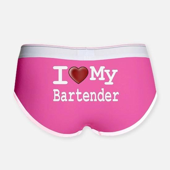 Bartender Women's Boy Brief