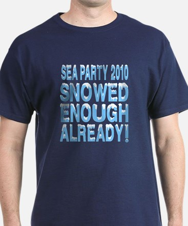 SEA Party 2010 T-Shirt