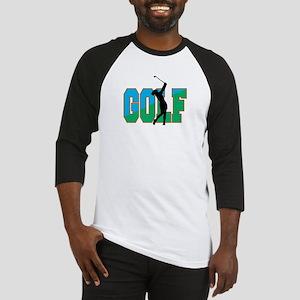 Women's Golf  Baseball Jersey