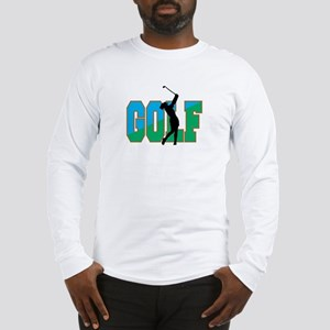 Women's Golf  Long Sleeve T-Shirt