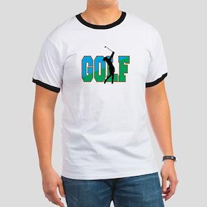 Women's Golf  Ringer T