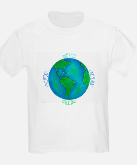 One World One Tribe T-Shirt