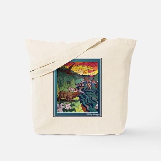 Smith River Tote Bag