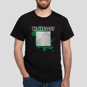 Lost T-Shirt Dark T-Shirt