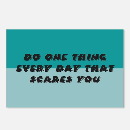 Do One Thing Postcards (Package of 8)