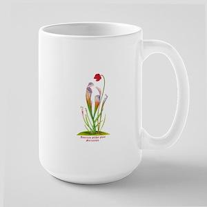 American Pitcher Plant Large Mug