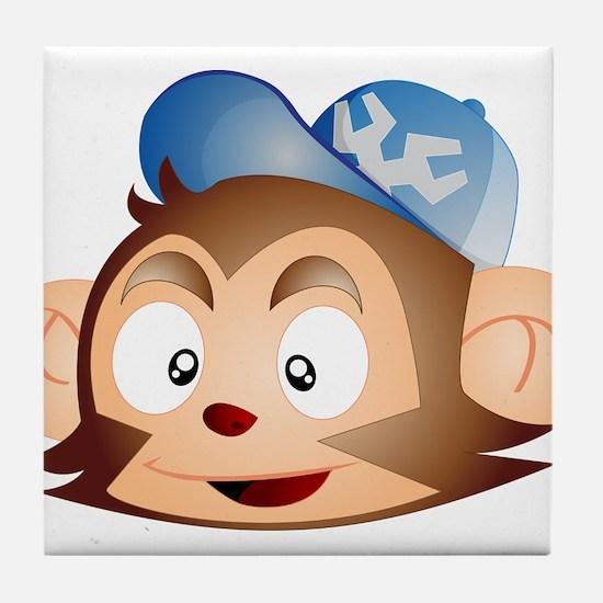 Grease Monkey Tile Coaster