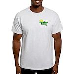 Mean Green CO Ash Grey T-Shirt